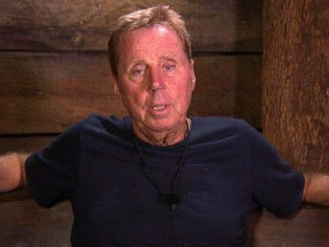 Harry Redknapp's son Jamie feared the I'm A Celeb star would 'lose it' and walk out after a week