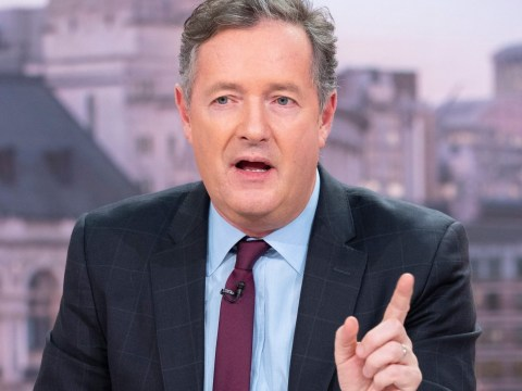Piers Morgan is not here for claims he faked hospital trip as he blames illness on vegan sausage rolls