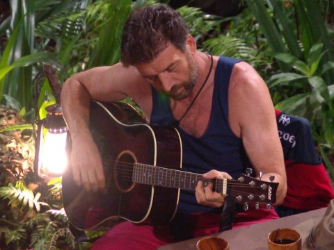 I'm A Celebrity's Nick Knowles won't stop singing and viewers are cringing