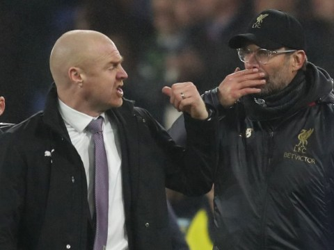 How Jurgen Klopp angered Sean Dyche during Liverpool's win over Burnley