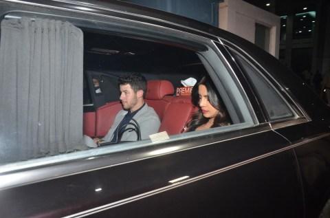 Priyanka Chopra returns to Mumbai with new husband Nick Jonas