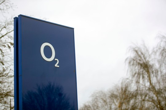 A general view of a sign at the O2 headquarters in Slough, Berkshire as the network has said it is investigating a technical fault that has left thousands of mobile customers unable to get online. PRESS ASSOCIATION Photo. Picture date: Thursday December 6, 2018. See PA story TECHNOLOGY O2. Photo credit should read: Steve Parsons/PA Wire