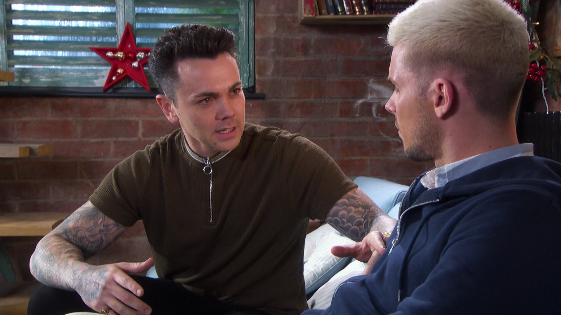 Hollyoaks spoilers: Ray Quinn reveals how dangerous Jonny is in recruiting Ste Hay into far right extremist group
