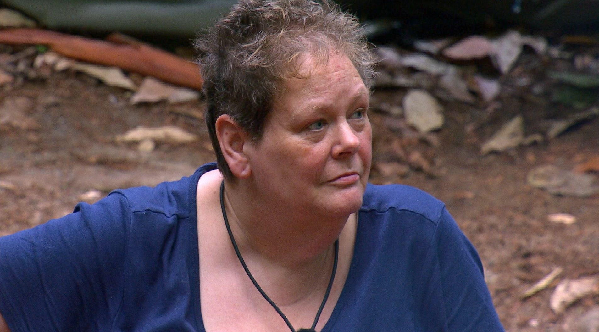 STRICT EMBARGO - NOT TO BE USED BEFORE 22:30 GMT, 06 DEC 2018 - EDITORIAL USE ONLY Mandatory Credit: Photo by ITV/REX (10015201cw) Morning Story: Anne Other Bites The Dust - Anne Hegerty 'I'm a Celebrity... Get Me Out of Here!' TV Show, Series 18, Australia - 06 Dec 2018