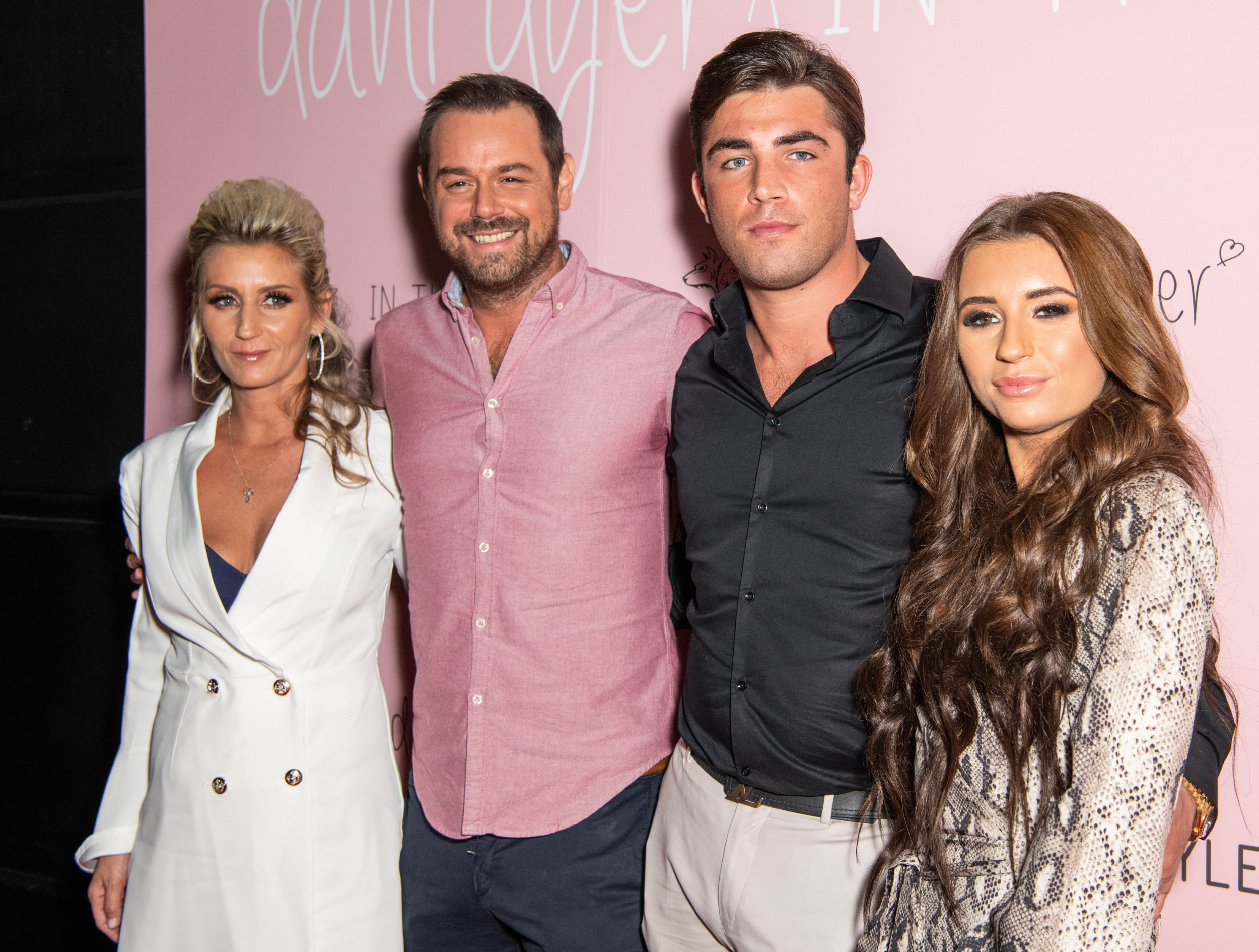 Dani Dyer blasts any chance of a Danny Dyer and Jack Fincham fight: '100% BS'