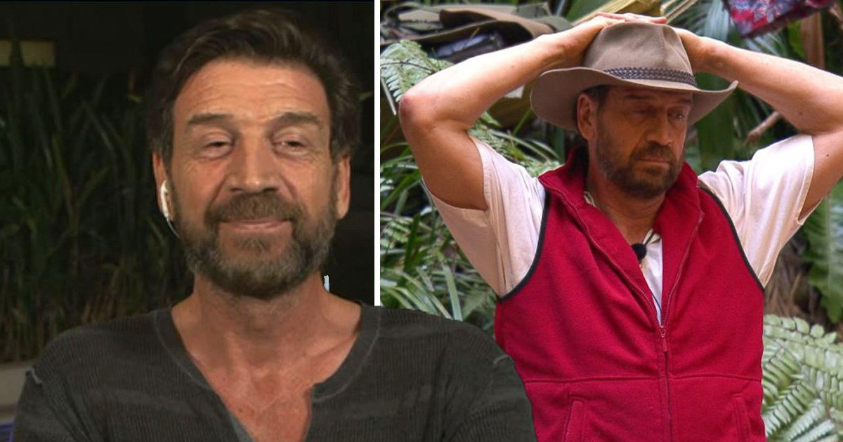I'm A Celebrity Nick Knowles reveals drastic weight loss of two stone after just two weeks