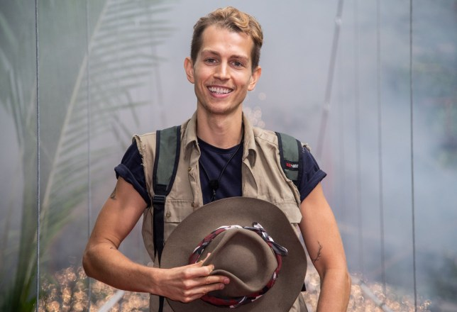 Editorial use only Mandatory Credit: Photo by James Gourley/ITV/REX (10018649b) James McVey is evicted 'I'm a Celebrity... Get Me Out of Here!' TV Show, Series 18, Australia - 07 Dec 2018