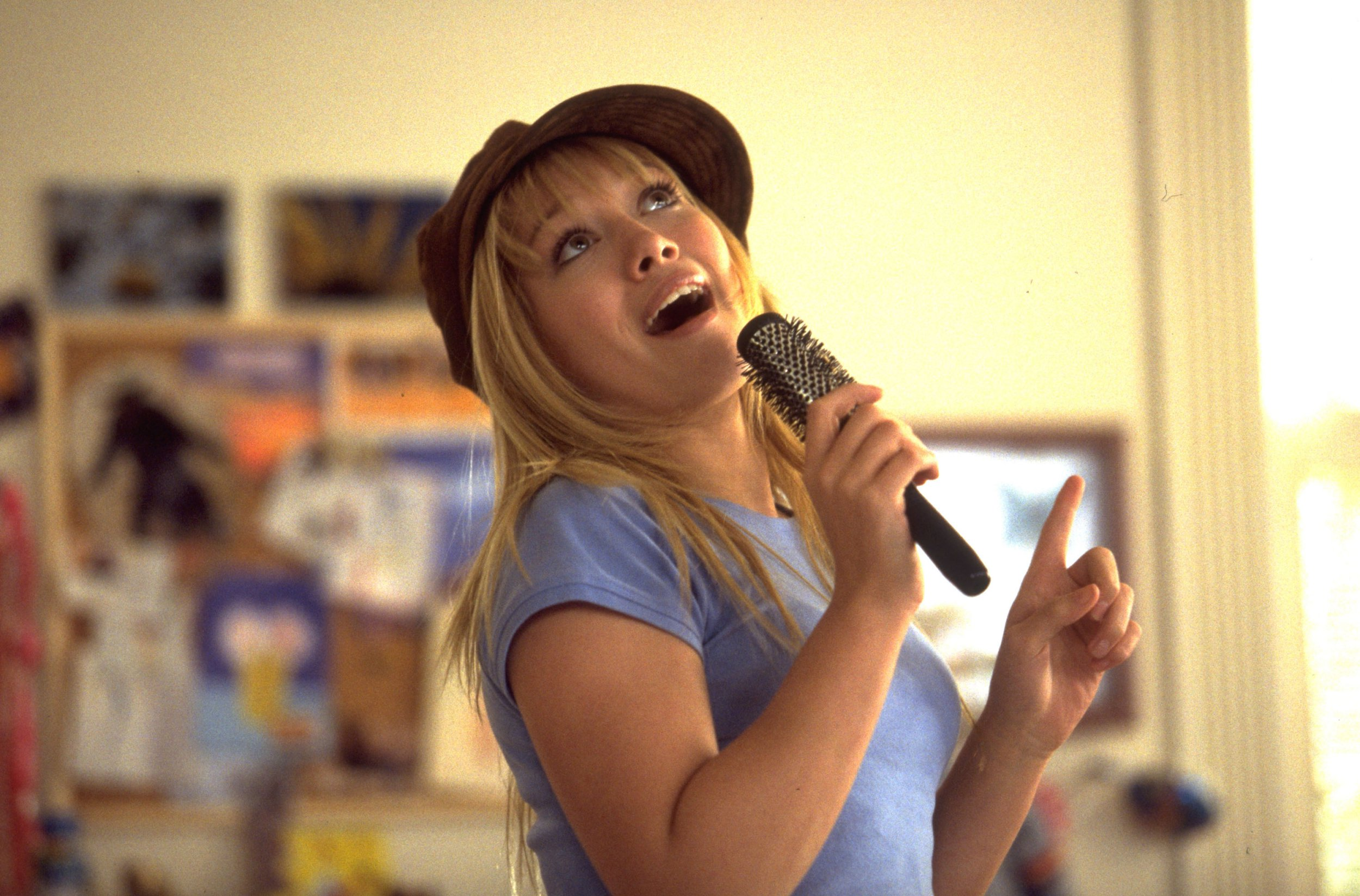 Hilary Duff reveals there's been Lizzie McGuire revival talks: 'It could be a possibility'