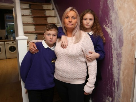 Builder disappears with family's £5,500 leaving them with no money for Christmas