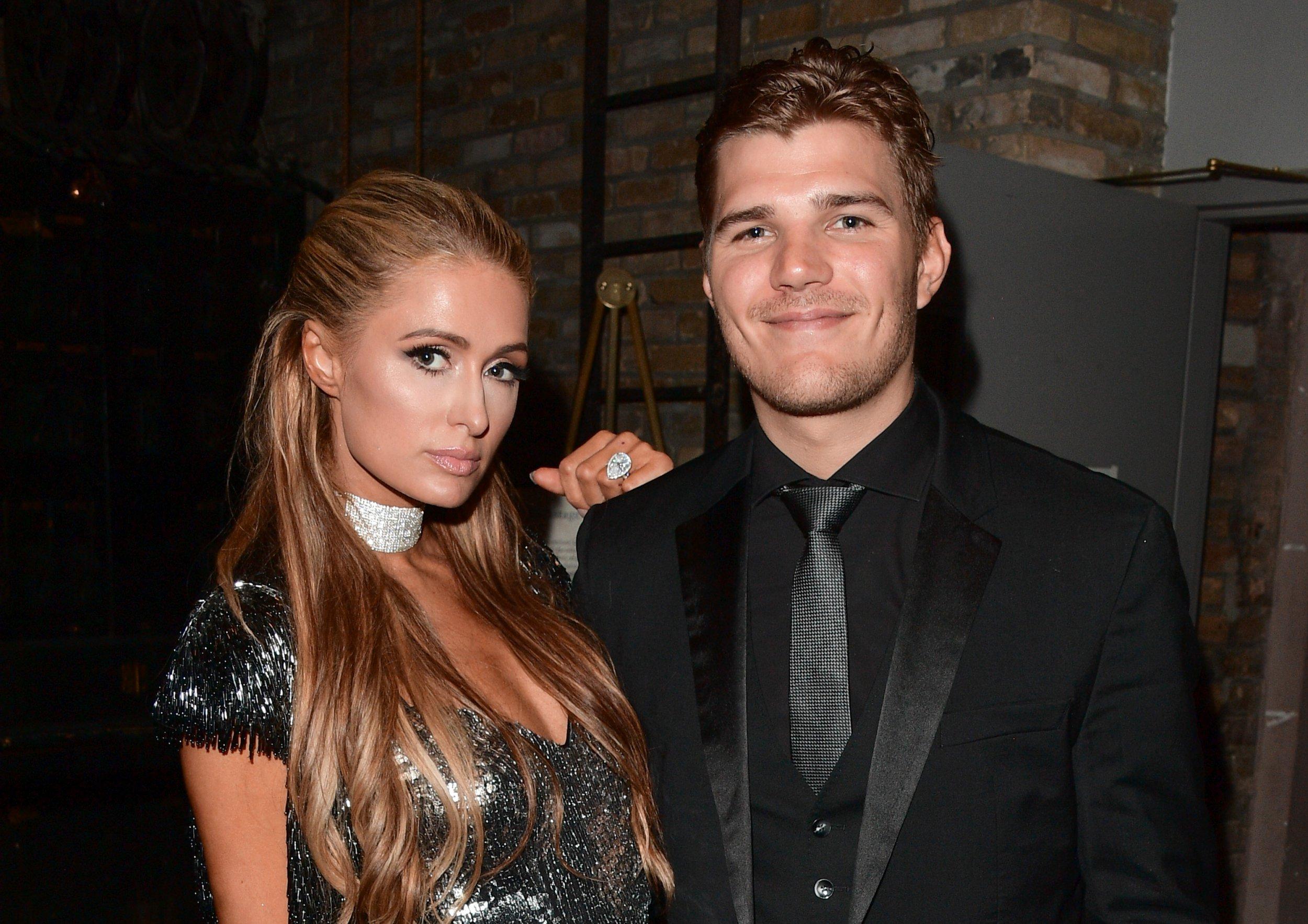 Paris Hilton 'seeking sperm donor' following split from fiancé Chris Zylka