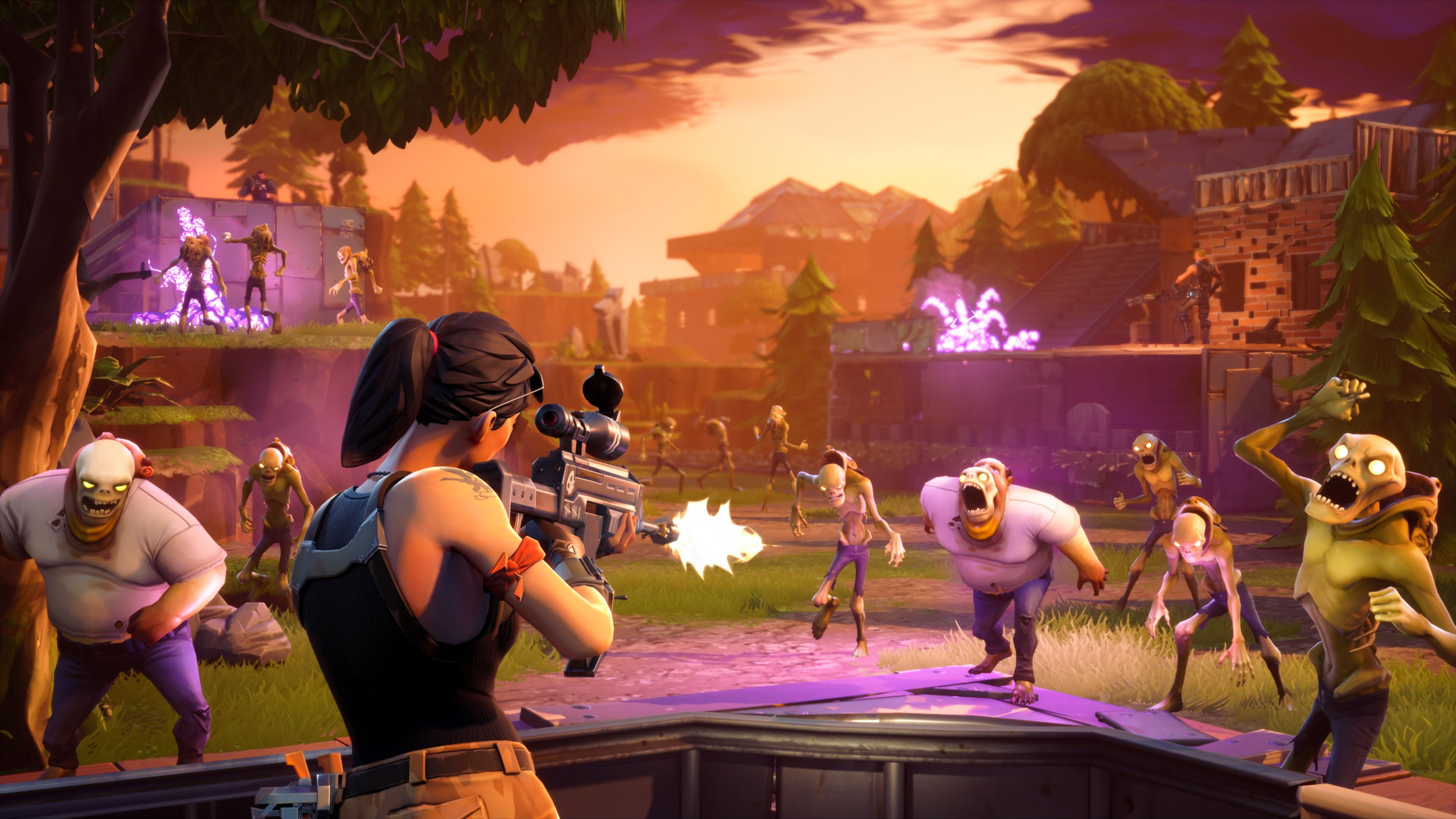 Fortnite voice chat software on Nintendo Switch is now available to all developers