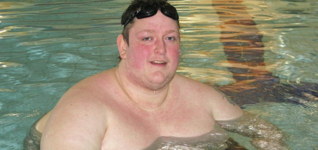Terry Lee Gardner was part of ITV?s Weight Loss Ward