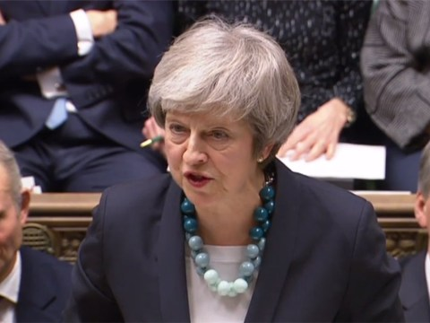 What does frit mean? Theresa May accused of being 'frit' over Brexit