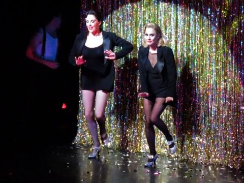 Caroline Flack Makes Nervous Debut As Roxie Hart In Chicago Metro News
