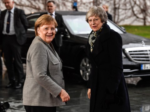 Brexit deal 'cannot be changed', Angela Merkel tells Theresa May