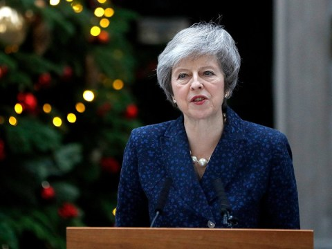 Theresa May to fight leadership battle 'with everything I've got'