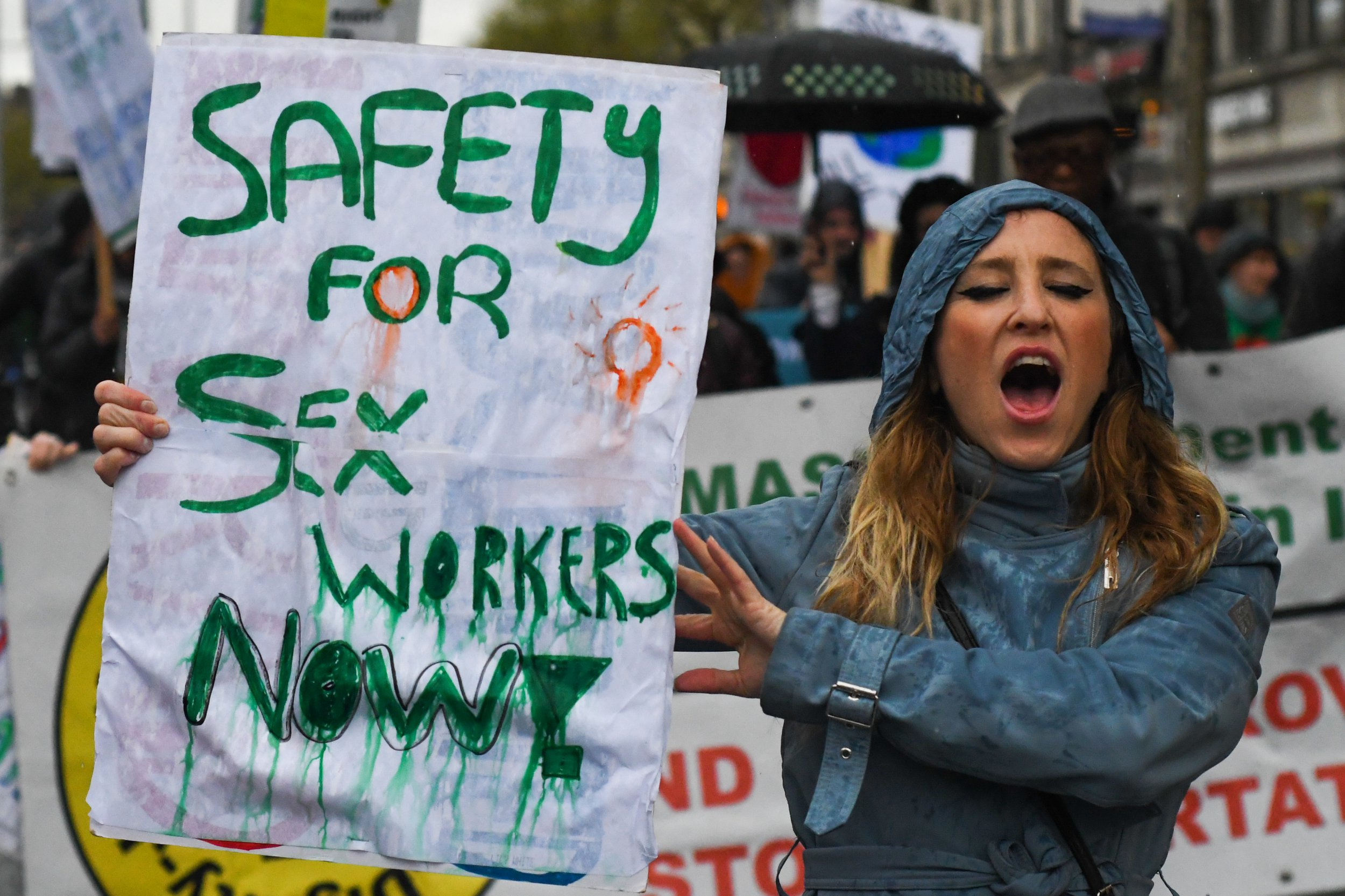 How criminalising sex work can put vulnerable women at higher risk of violence