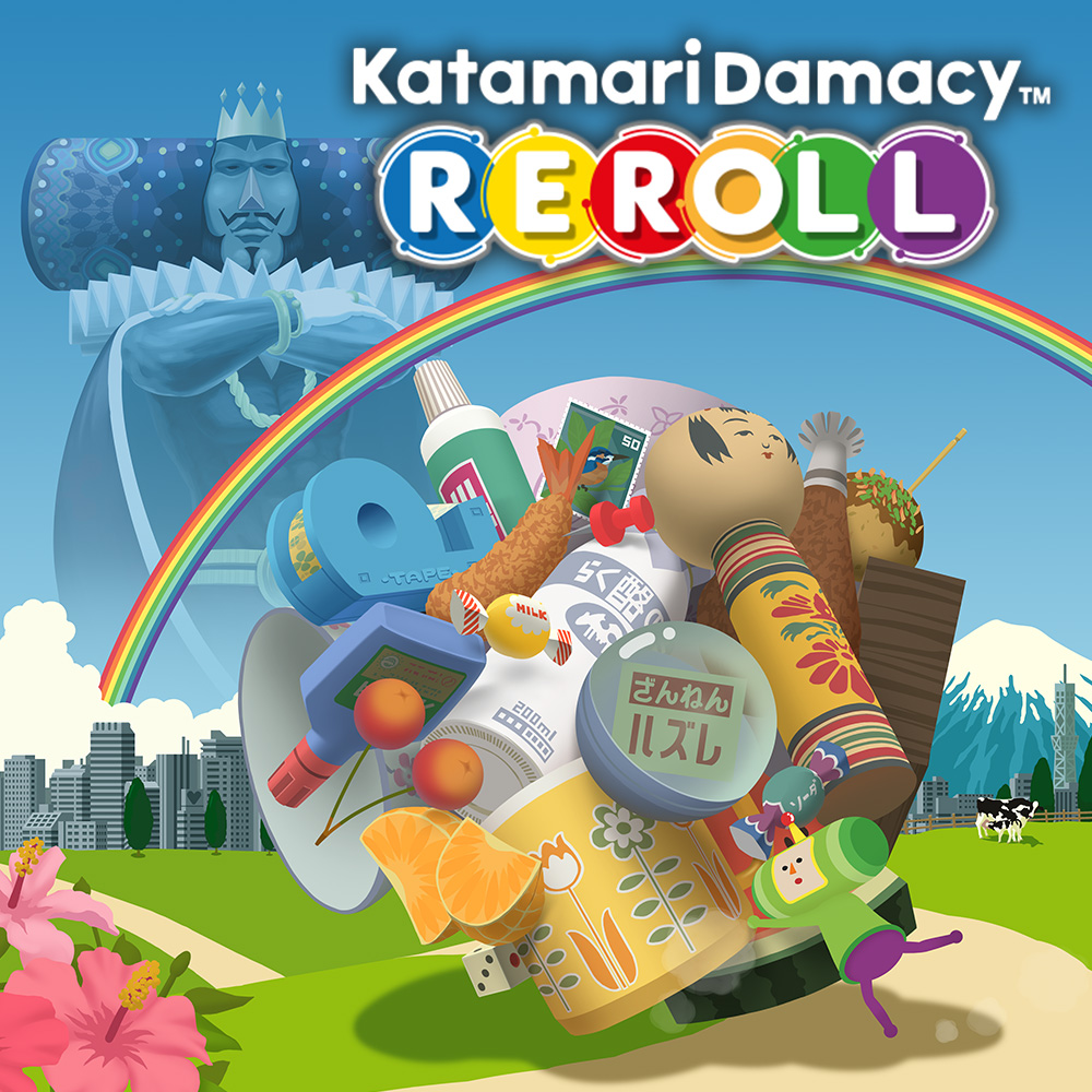 Katamari Damacy REROLL review – lonely rolling star