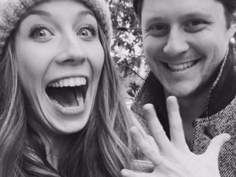 Schitt's Creek actor Noah Reid announces engagement to girlfriend Clare