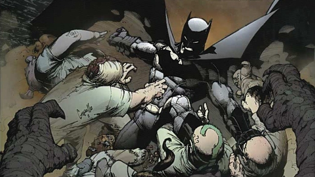 Will the next Batman game be based more directly on the comics?