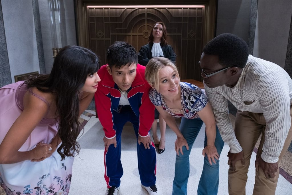 When is episode 10 of The Good Place season three released on Netflix?