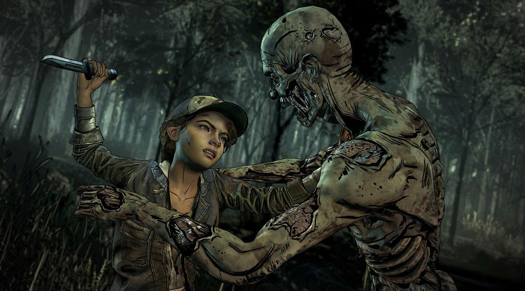 The Walking Dead star says 'traumatic' Telltale cancellation was 'two weeks of hell'