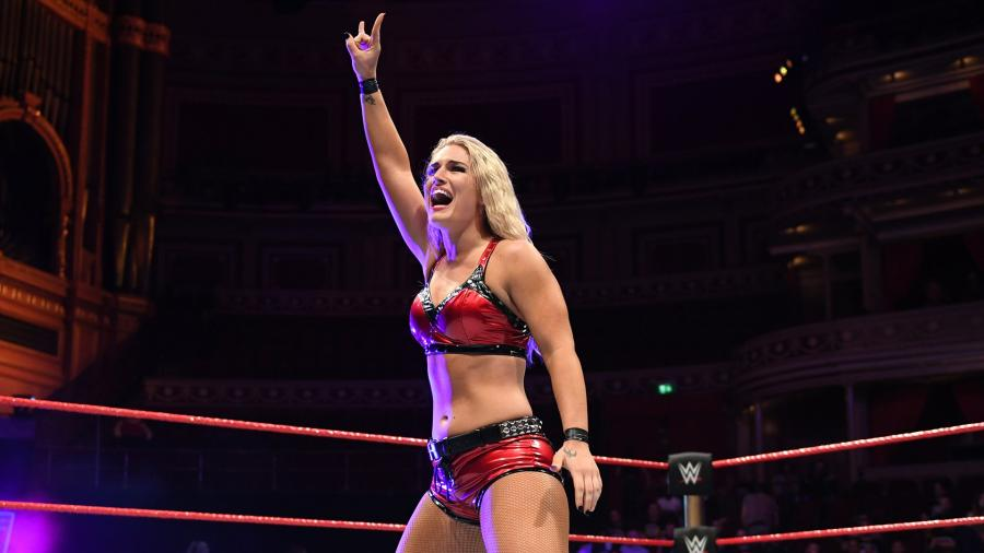 WWE's Toni Storm talks Becky Lynch, Ronda Rousey and Kate Hudson