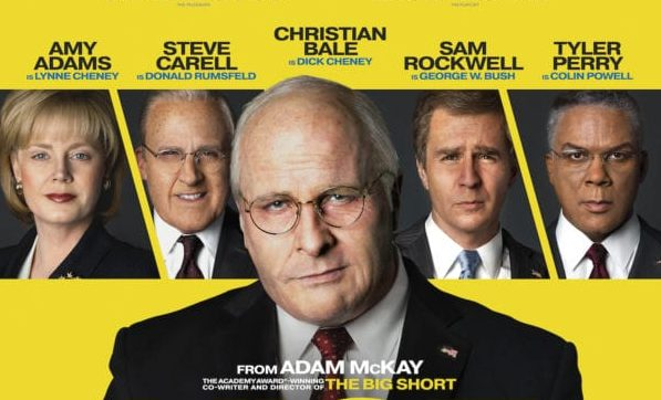 Move over Christian Bale, Steve Carell is also unrecognisable for Donald Rumsfeld role in Vice