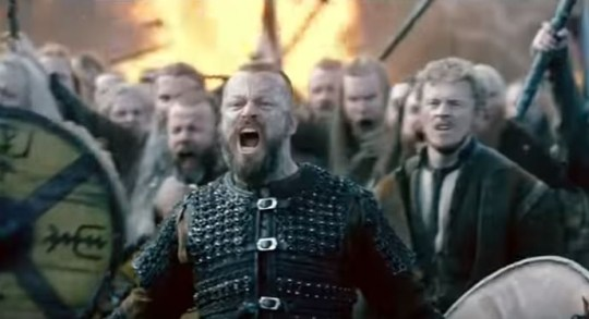 Vikings season 5 episode 15 teases hell sequence for Bishop Heahmund