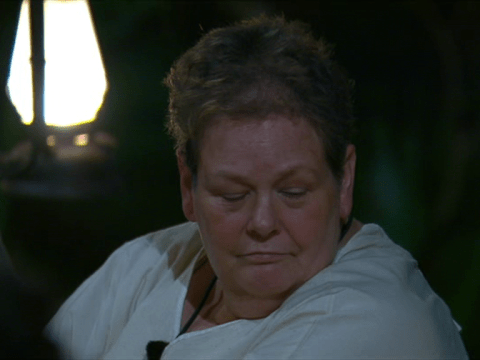 Anne Hegerty bores everyone on I'm A Celeb with her dinner party guest list