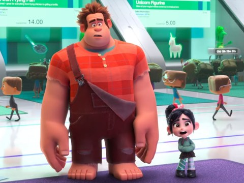 John C. Reilly on Wreck-It Ralph 3 chances and 'nourishing' kids with Ralph Breaks The Internet