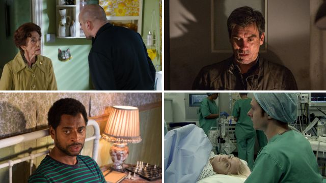 10 soap spoilers: Coronation Street birth, Emmerdale death, EastEnders threat and Hollyoaks hostage