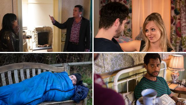 10 soap spoilers: Coronation Street truth bomb, Emmerdale arrest, EastEnders drugs shock, Hollyoaks killer reveal