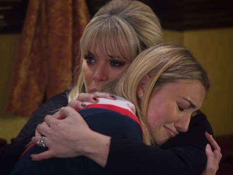 EastEnders: Sharon Mitchell has a plan as she's crushed by guilt over Louise and Keanu Taylor