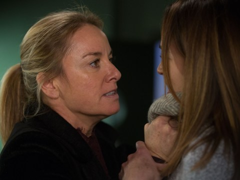 EastEnders spoilers: Mel Owen snaps as killer Hunter takes shocking action
