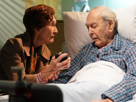 EastEnders spoilers: New Dr Legg scenes to air after his death