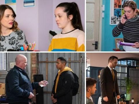 20 soap spoilers: Emmerdale pregnancy, Coronation Street death, EastEnders disappearance, Hollyoaks self-harm