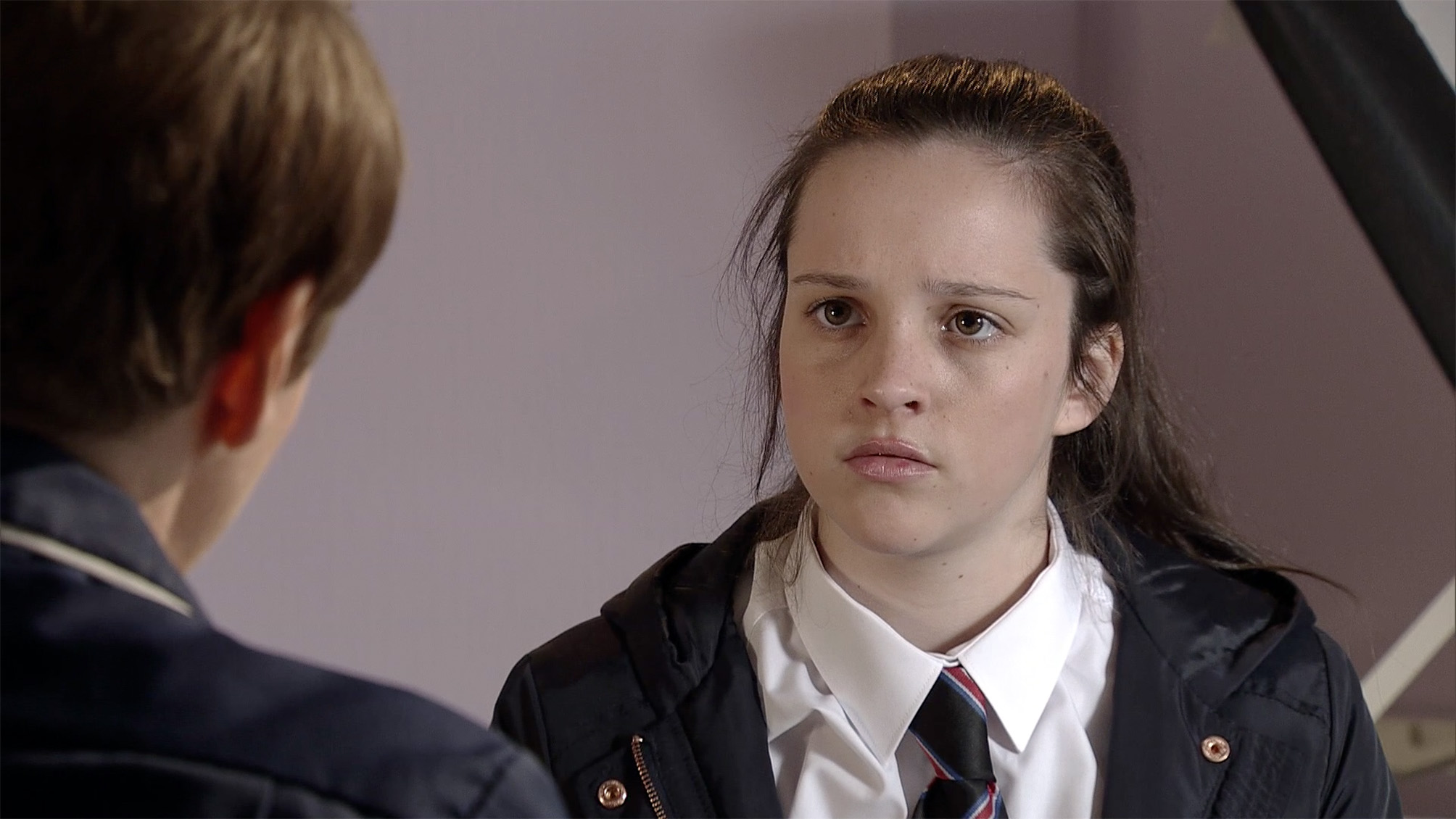 Amy Barlow will be forced to face the truth