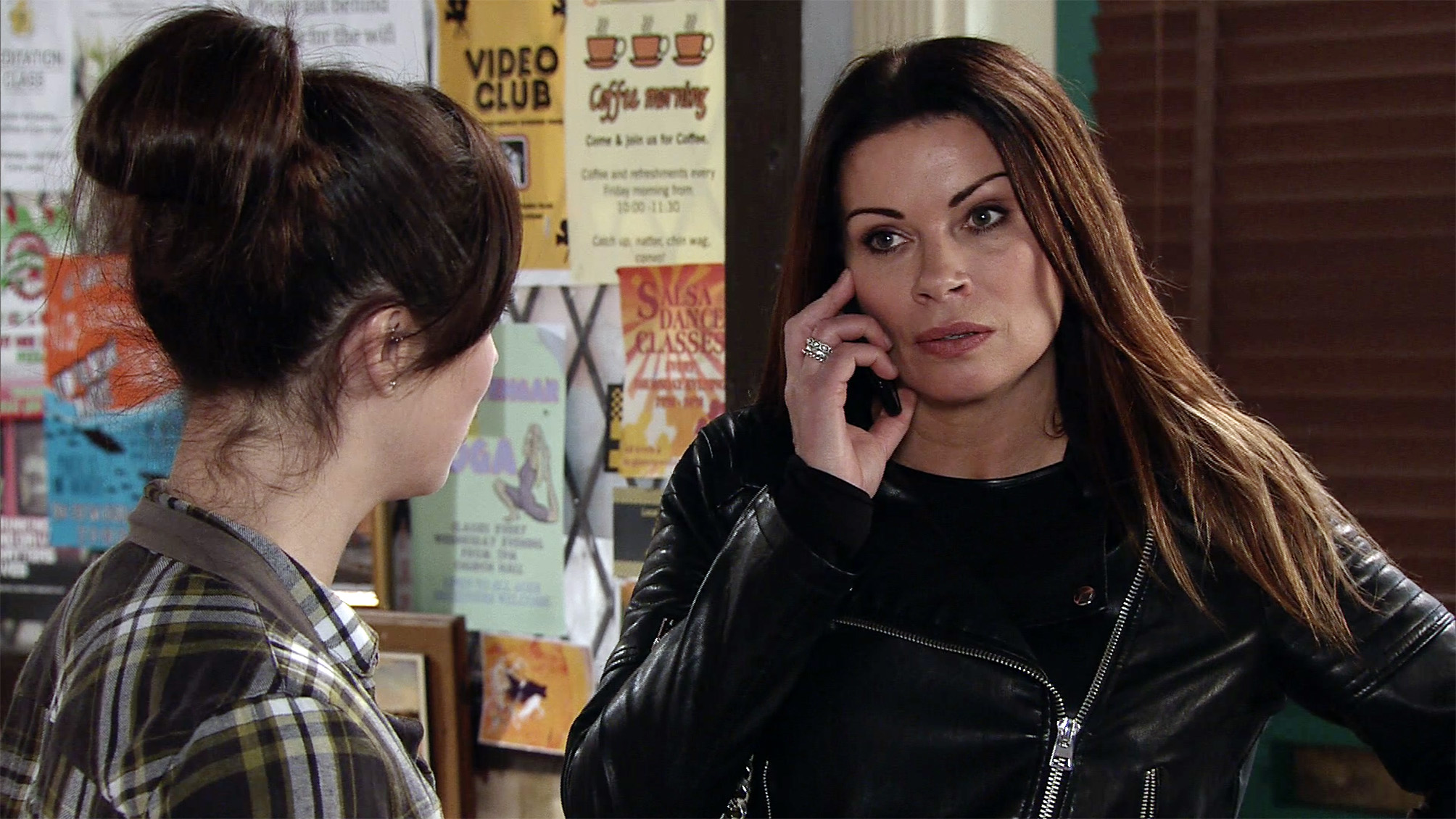 Coronation Street spoilers: Panicked Carla Connor reports Roy Cropper missing