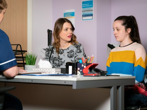 Coronation Street spoilers: Pregnant teenager Amy Barlow's baby father revealed