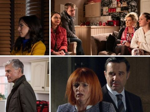 25 soap spoilers: Coronation Street shock romance, EastEnders robbery trauma, Emmerdale violence, Hollyoaks huge return