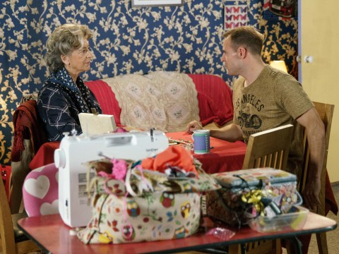 Coronation Street spoilers: Tyrone Dobbs confronts Evelyn Plummer over dark secret tonight