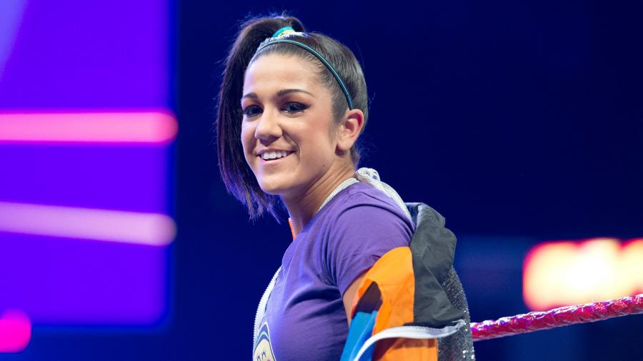 'Of course I'm going to win the Royal Rumble!' – Bayley talks all things WWE