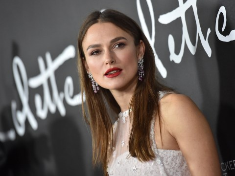 'My brain shattered': Keira Knightley admits her world 'crashed' when she was 22