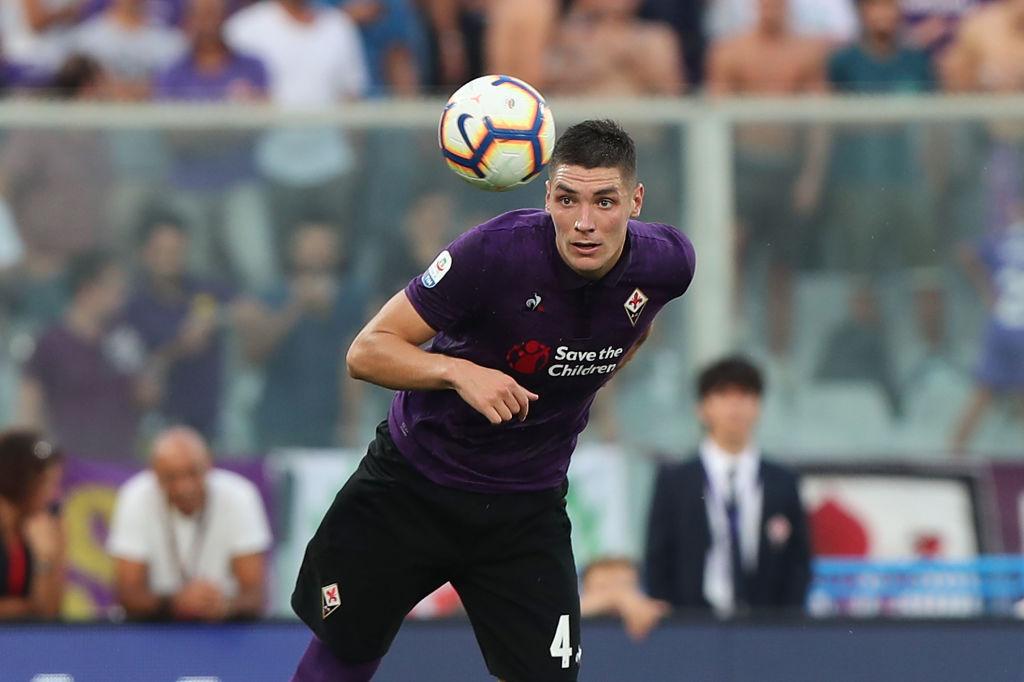 Manchester United ready to make transfer move for Nikola Milenkovic