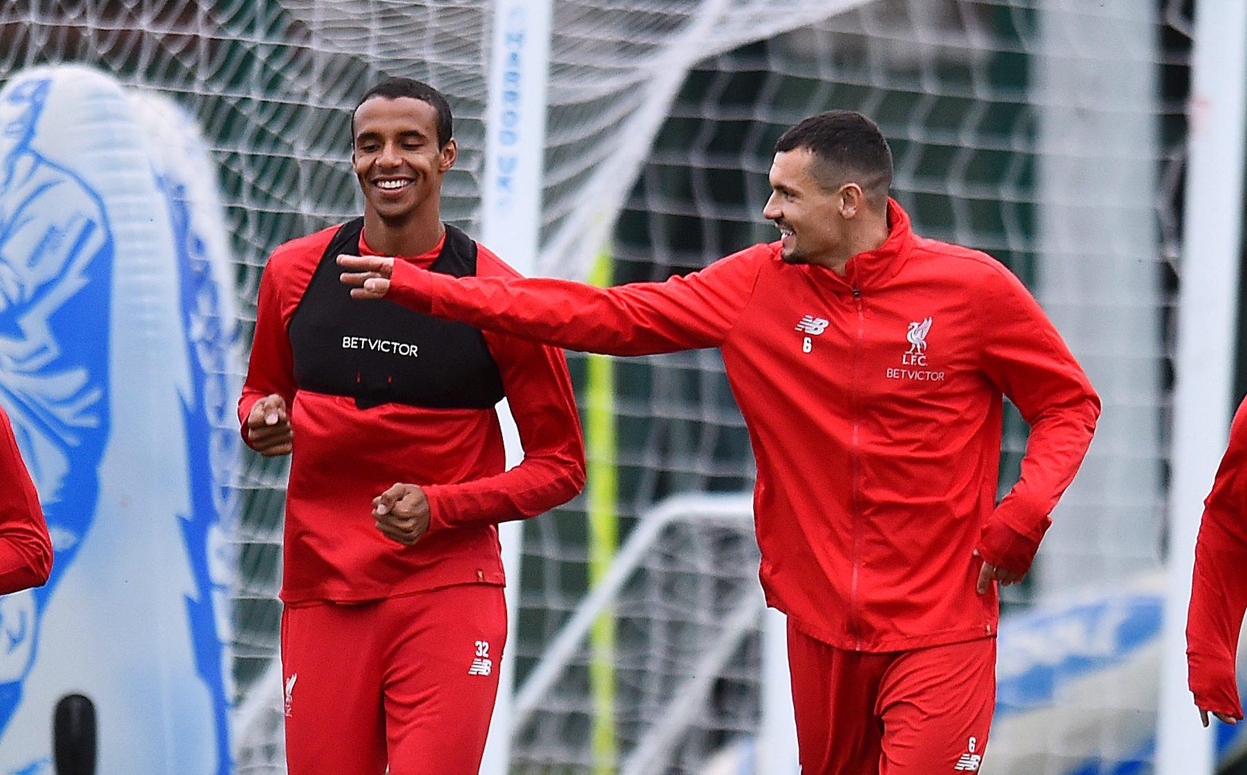 Jurgen Klopp provides Joel Matip and Dejan Lovren injury updates ahead of Brighton clash