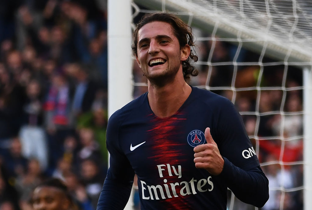 Liverpool could seal Adrien Rabiot transfer on deadline day