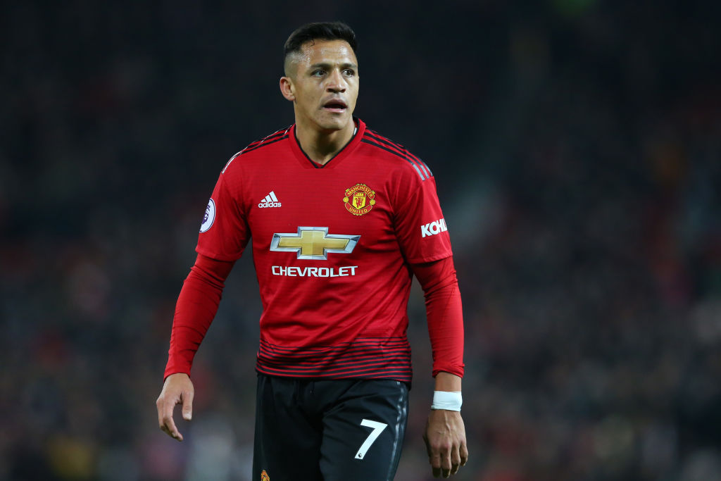 Ole Gunnar Solskjaer reveals what has impressed him about Alexis Sanchez after injury return