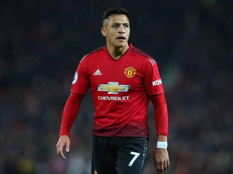Why Alexis Sanchez was not named in Manchester United's squad to face Tottenham