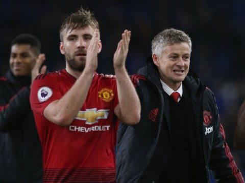 Luke Shaw explains how Ole Gunnar Solskjaer is 'completely different' to Jose Mourinho